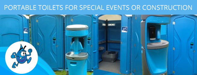 Washington State Portable Toilets