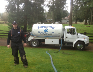 Grease Trap Pumping in Marysville