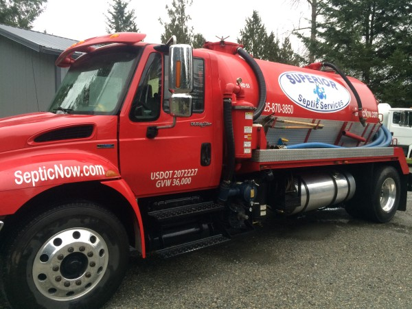 Special Event Septic Service in Snohomish
