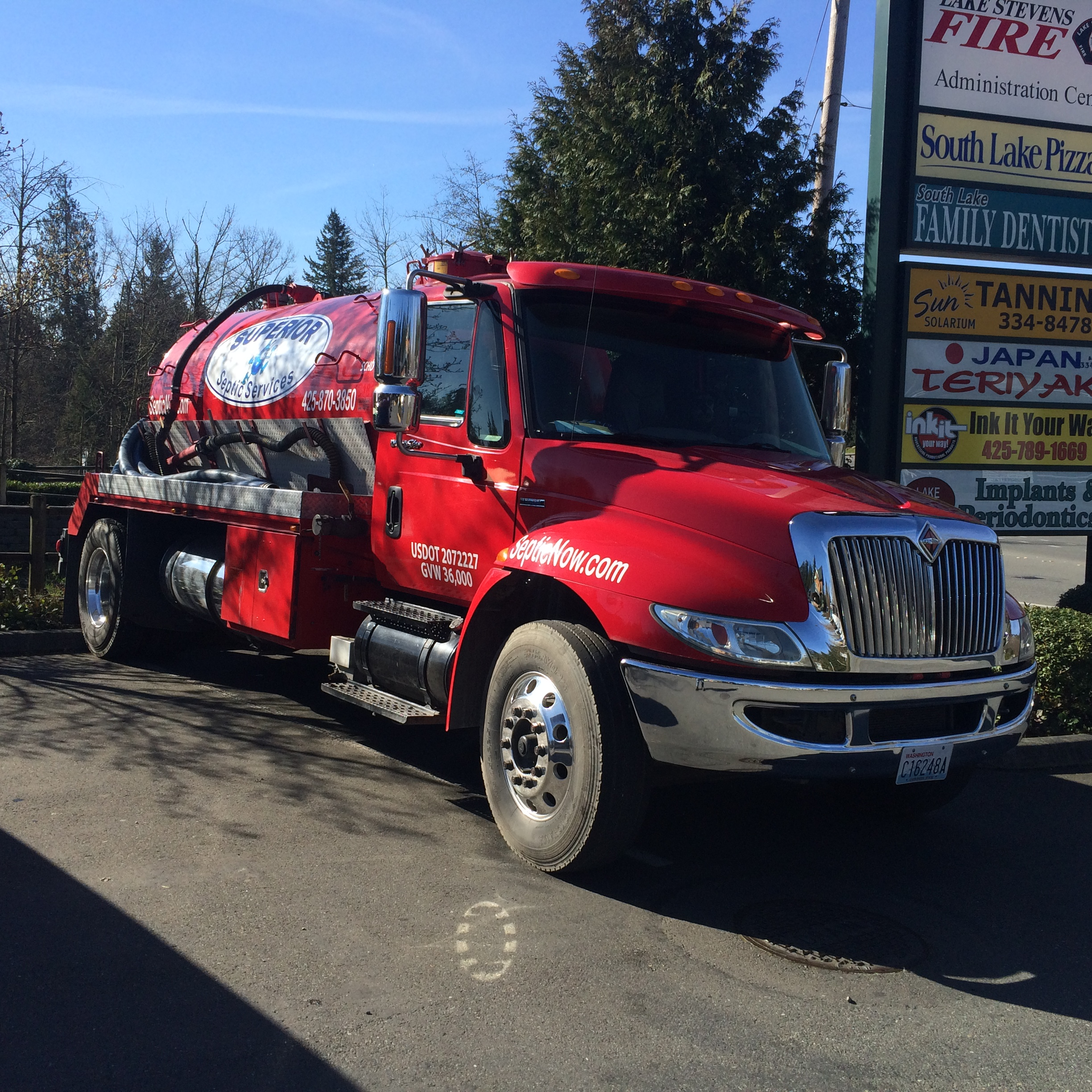 Schedule Your Septic Service In Stanwood Today