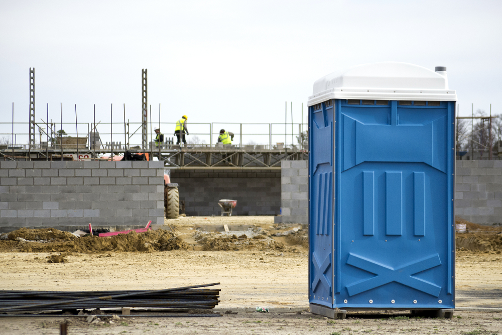 Stanwood Portable Waste Holding Tank Rental - RV & Construction