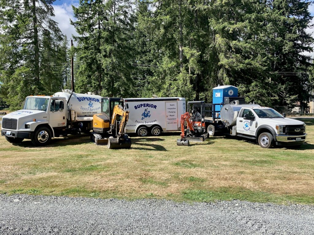 Let the Experts Handle Your Drain Field Installation in Woodinville