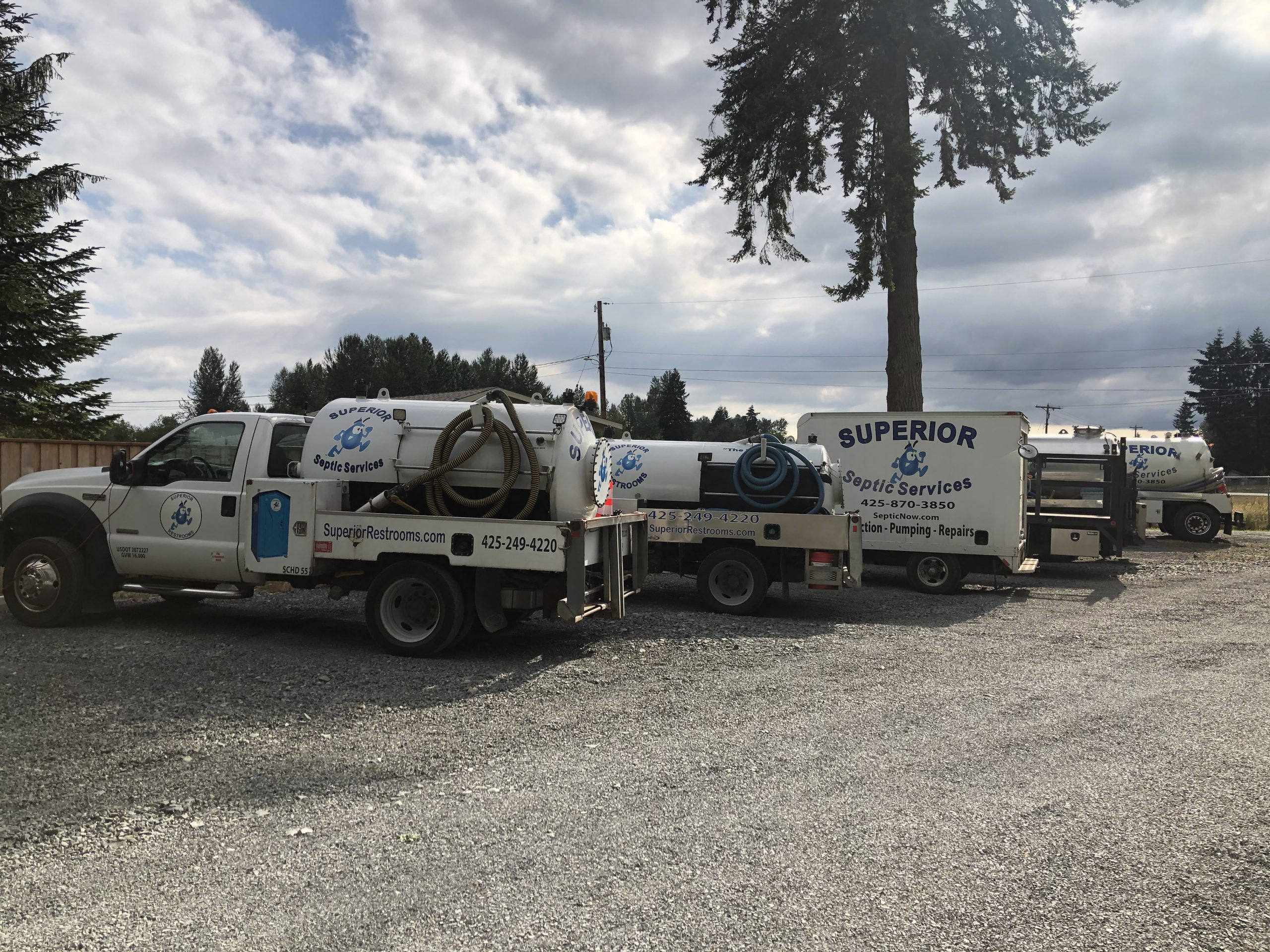We Love to Dig! Give Us a Call for Your Septic Installation in Lake Stevens