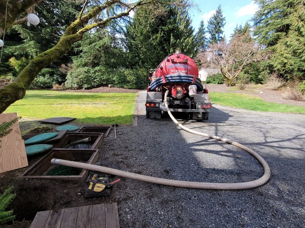 It's Time for Your Spring Septic Inspection in Sultan