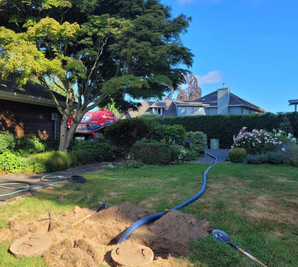 Stormy Weather Can Impact Everett Septic Systems